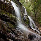 McGowan's Falls, the Bottom View by Kylie  Sheahen