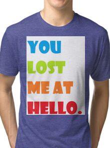 Cool!!! Tri-blend T-Shirt