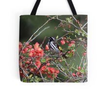 New Holland Honey Eater Tote Bag