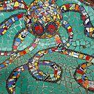 Happy Octopus by DEB CAMERON