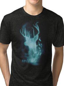 Stag Spirit Guide Tri-blend T-Shirt
