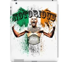 Conor McGregor Notorious UFC iPad Case/Skin
