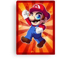Super Mario RPG: Mario Canvas Print