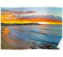 Bondi Sunrise #2 Poster