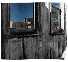 Castlemaine - an Australian gold rush town.  Poster