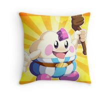 Super Mario RPG: Mallow Throw Pillow