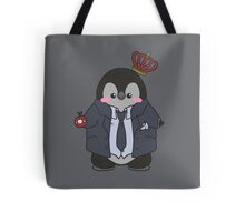 Moriarty Penguin Tote Bag