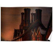Tall Chimneys Poster