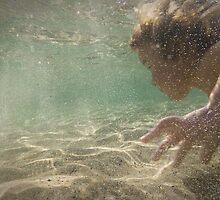 Underwater Angel by Tam  Locke