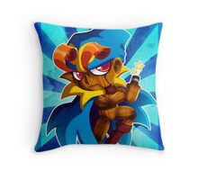 Super Mario RPG: Geno Throw Pillow