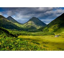 Glen Etive Photographic Print