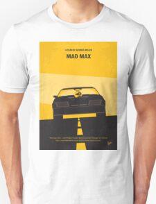 No051 My Mad Max 1 minimal movie poster Unisex T-Shirt