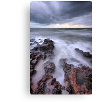 One Summer Night - Rickett's Point Canvas Print