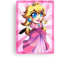 Super Mario RPG: Princess Peach Canvas Print