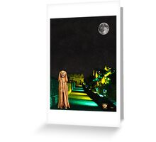 The Scream World Tour The Great Wall Of China  Greeting Card