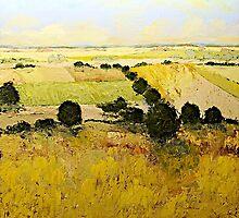 Summer End by Allan P Friedlander