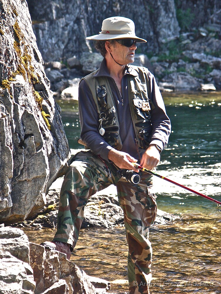 Views 999 *** I am what I am - golden trout fishing . Trondelag.Norway. byAndrzej Goszcz. Hey buddy !!! So good ! Yeah !!! by © Andrzej Goszcz,M.D. Ph.D