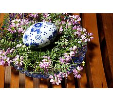 bowl of beauty Photographic Print