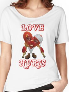 Love Hurts Women's Relaxed Fit T-Shirt
