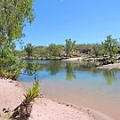 Manning Gorge, Kimberley by Graeme  Hyde