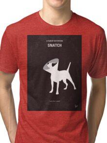 No079 My Snatch minimal movie poster Tri-blend T-Shirt