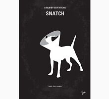 No079 My Snatch minimal movie poster T-Shirt