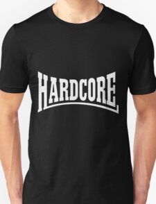 Hardcore Rulezz!!! Unisex T-Shirt