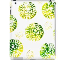 Abstract Watercolor Stain iPad Case/Skin