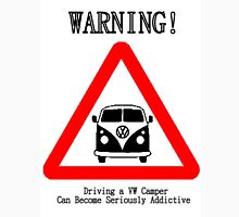 VW Warning Unisex T-Shirt