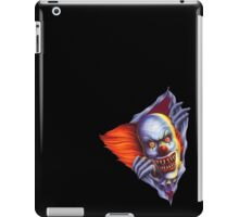 Creepy Clown (Thunderdome) iPad Case/Skin