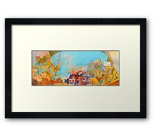 """54th and Vliet""  Framed Print"