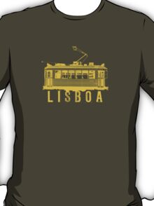 Lisboa yelow T-Shirt