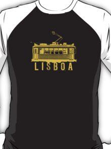Lisboa yelow T-Shirt