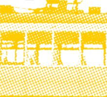 Lisboa yelow Sticker