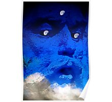 Moon in the Man Poster