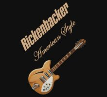 American Rickenbacker  One Piece - Long Sleeve