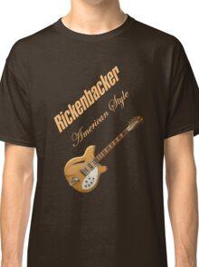 American Rickenbacker  Classic T-Shirt
