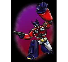 Transformers: Optimus Prime Photographic Print