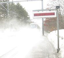 Snow Acela Part 2 by Eric Sanford