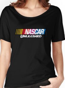 nascar unleashed shirt Women's Relaxed Fit T-Shirt