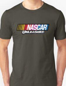 nascar unleashed shirt Unisex T-Shirt