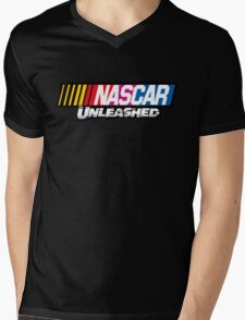 nascar unleashed shirt Mens V-Neck T-Shirt