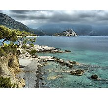 Aquarium Bay Turkey  Photographic Print