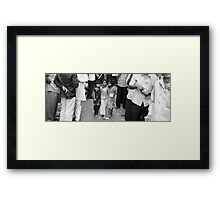 And There Were Giants Framed Print