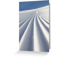 Depth Greeting Card