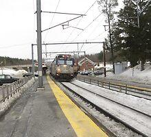 927 Amtrak Regional by Eric Sanford