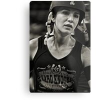 Hard Knocks  Metal Print