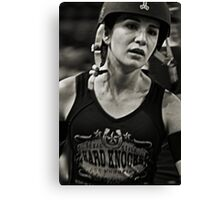 Hard Knocks  Canvas Print