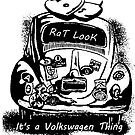 Its a VW Thing by Sharon Poulton