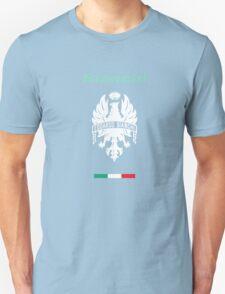 bianchi passione celeste cycle shirt Unisex T-Shirt